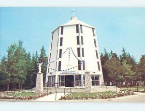 Unused Pre-1980 CHURCH SCENE Rogersville New Brunswick NB A6549