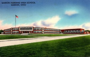 Ohio Marion The Marion Harding High School