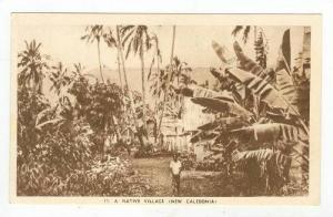 Native Village, New Caledonia, 20-30s