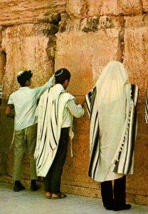 Israel Jerusalem Western Wall Wailing Wall
