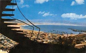 Overlooking Ensenada Bay and Harbor Baja California Mexico Tarjeta Postal Unu...