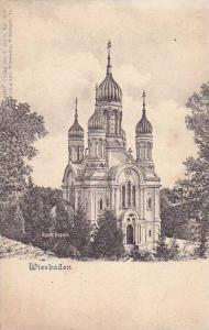 Wiesbaden, Greich Kapelle, Hesse, Germany, 00-10s