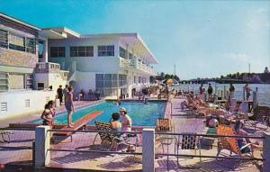 Les Chateaux Motel With Pool Miami Beach Florida