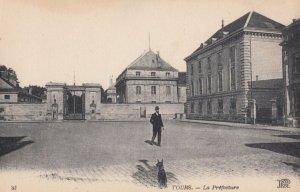 TOURS, Indre Et Loire, France, 1900-1910s ; La Prefecture