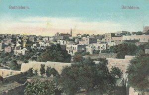 BETHLEHEM , Israel, 1900-1910s