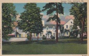 LEXINGTON , Kentucky , 30-40s ; Dixiana Farm