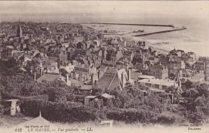 LE HAVRE, Vue generale, Seine Maritime, France, 10-20s