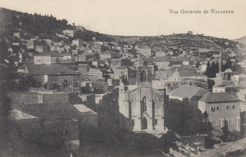 NAZARETH, Israel, 1900-1910's