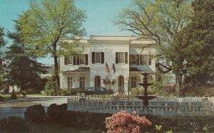 COLUMBIA , South Carolina , 1950-60s ; Governor's Mansion