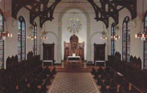 Interior,  Mount Carmel College,  Niagara Falls,  Ontario,  Canada,   40-60s
