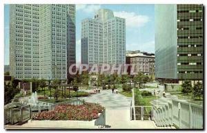 Postcard Modern PA Equitable Plaza Gateway Center Pittsburgh
