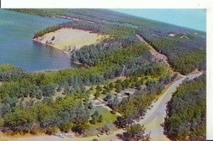 America Postcard - Lumberman's Monument on High Banks - Michigan - Ref 16442A