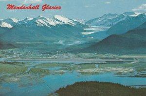 Mendenhall Glacier , Alaska , 1950-70s