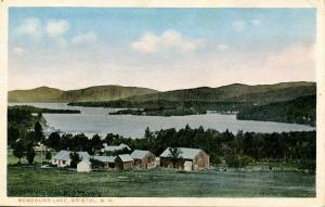 NH - Bristol. Newfound Lake