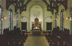 Mount Carmel College , Niagra Falls , Ontario , Canada , 50-60s