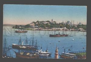 085230 TURKEY Constantinople Pointe du Serail Old ROCHAT PC#6