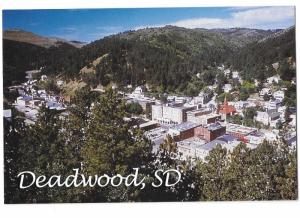 Deadwood South Dakota 4 by 6