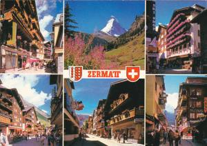 Switzerland Zermatt Multi View