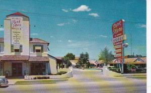 Texas Fort Worth Park Plaza Motel