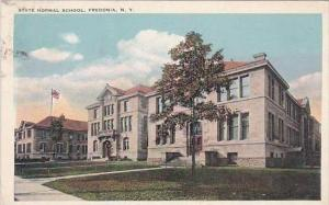 New York Fredonia State Normal School
