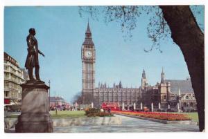 Big Ben, Parliament Square