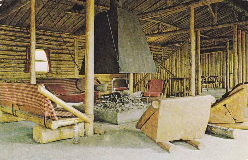Le Chalet du Cap Trinite,  Chicoutimi,  Canada,  PU_1985