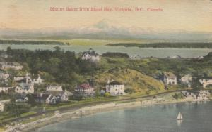VICTORIA , B.C. , 00-10s ; Mount Baker from Shoal Bay