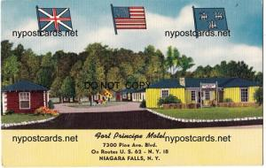 Fort Principe Motel, Niagara Falls NY