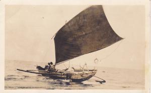 RP: PHILIPPINES , 00-10s ; Local sailing vessel , Manilla bay