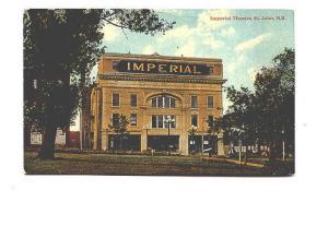 Nice, Imperial Movie Theatre, St John New Bruswick