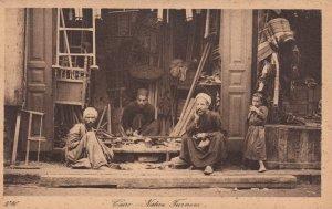 CAIRO , Egypt , 00-10s ; Native Turners