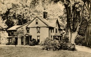 MA - Concord. Orchard House, Home of the Alcotts