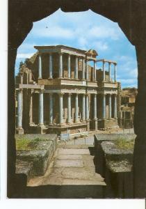 Postal 032379 : Merida. Escena Teatro Romano