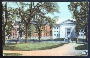 Library & Historical Building Brown Uni Providence RI 1911 RI News Co M1069