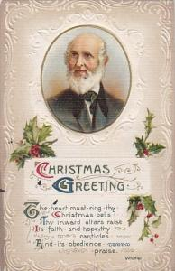 Christmas With Whittier  Poem 1911