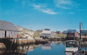 Peggy's Cove, Halifax County,  Nova Scotia,  Canada,  40-60s