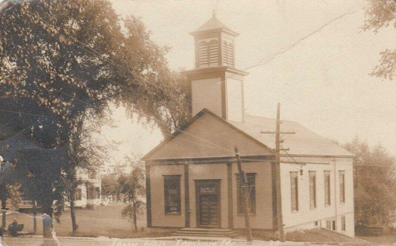 RP: TOPSHAM, Maine, 1916; Town Hall