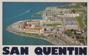 California San Francisco San Quentin Prison