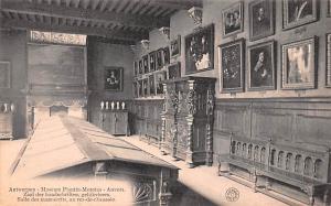 Antwerpen Belgium, Belgique, Belgie, Belgien Museum Plantin Moretus Antwerpen...