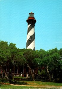 Florida St Augustine Anastasia Lighthouse