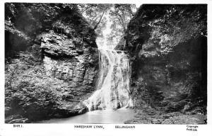Hareshaw Lynn Bellingham Waterfall