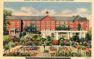 NH - Keene. Keene Teachers College, Huntress Hall