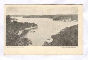 Middle Harbour , Sydney , Australia, PU-1904