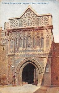 Norwich Cathedral, Ethelbert Gate