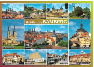 Beautiful Bamberg, Germany sites.