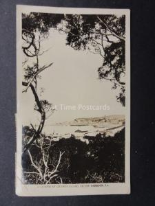 Australia: near ADELAIDE Victor Harbour / Granite Island c1920's RP by The Rose