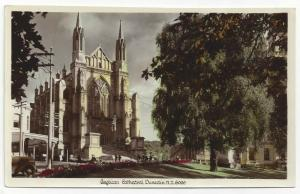 RP: DUNEDIN , New Zealand , 20-40s; Anglican Cathedral