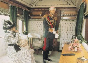 Grand Duke Serge Duchess Of Elizabeth Of Russia Waxwork Postcard