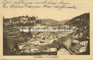 luxemburg, LAROCHETTE, General View (1931) Stamps