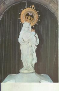 Postal 015176: Virgen Nuestra Se?ra de la Victoria, patrona de Trujillo, Caceres